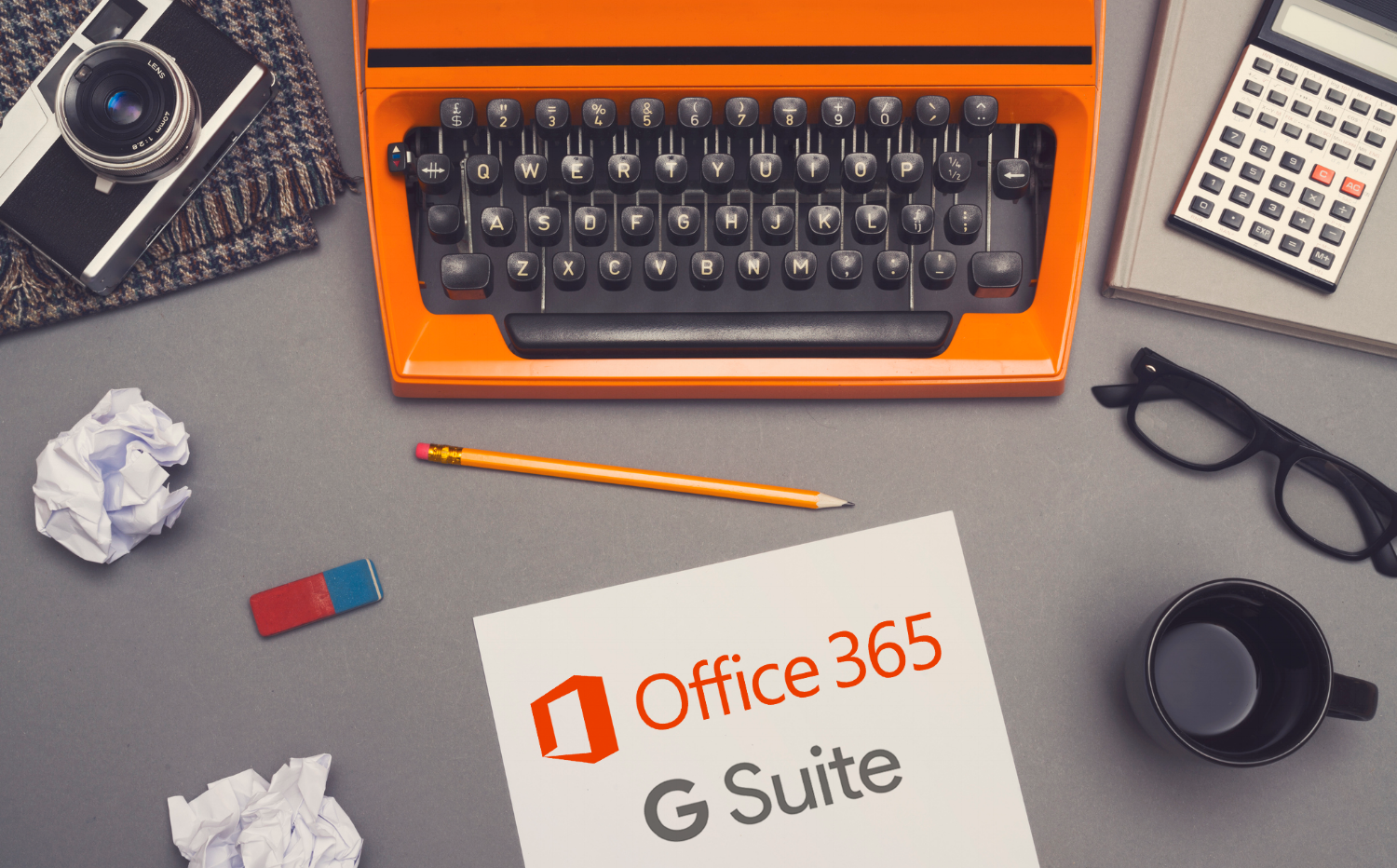 OFFICE 365 VS G SUITE (2018) - WHICH IS BEST FOR YOUR BUSINESS?